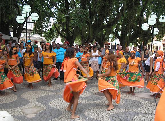 O Candomblé na música brasileira - Afreaka